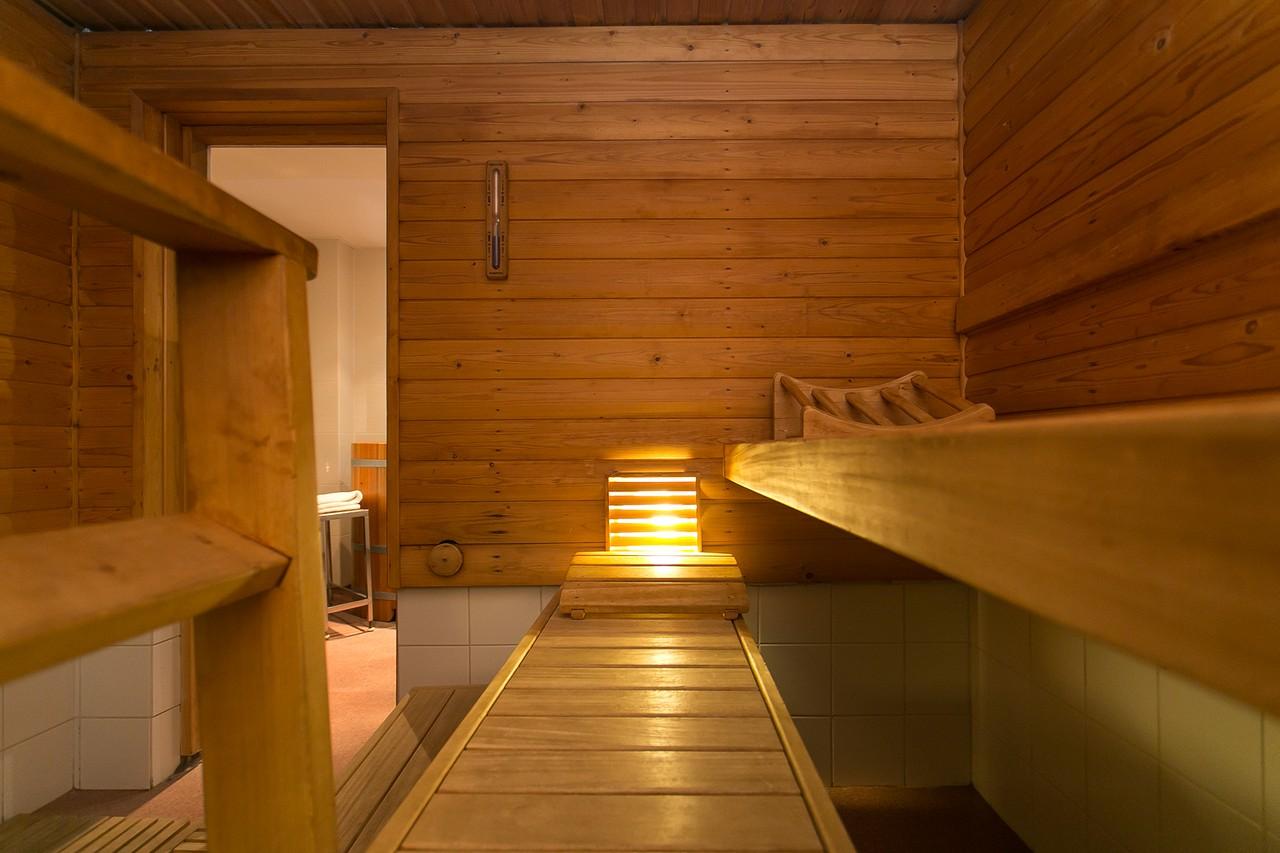 De Finse sauna